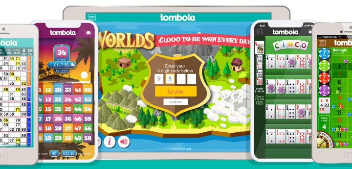 Tombola Bingo Website