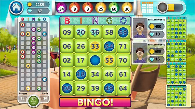 Winning Bingo Online Games